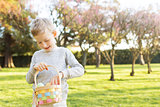 easter time in the park