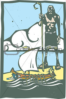 Cyclopes and Odysseus