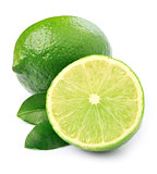 Citrus lime fruits