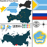 Republic of Tuva, Russia
