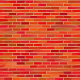 Brick Wall, Low Poly