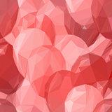 Balloon Low Poly Pattern