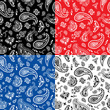 Bandana Seamless Pattern