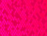 Squared modern pink pattern