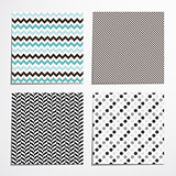 Collections of vector seamless patterns.