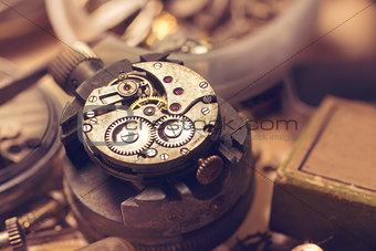 Old Watchmaker Studio