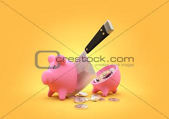Sliced Savings