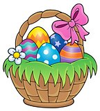 Easter basket theme image 1