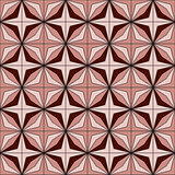 Seamless geometric pattern. Color drawing