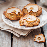 Apple Oat Cookies