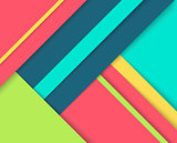 Abstract background with colorful layers.