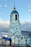 Holy Assumption Church. Usman. Russia