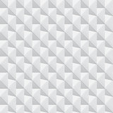 White geometric texture - seamless background.
