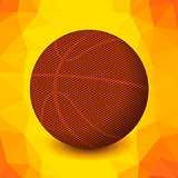 Basketball Orange Icon
