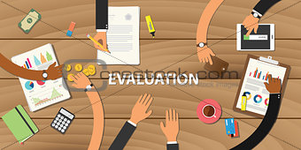 business evaluation assessment process