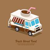 Truck coffee