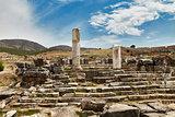 Ruins in Pamukkale - 2