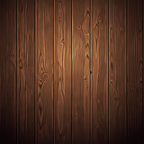 Dark Wooden Seamless Pattern