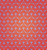 Seamless Abstract Pattern with Web