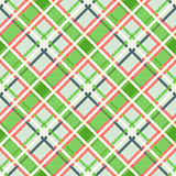 Seamless diagonal pattern in pattern in warm hues