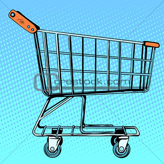 Grocery cart store