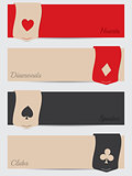 Cool poker banners