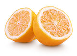 Rangpur (lemandarin) - citrus fruit, hybrid mandarin orange and lemon