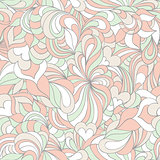 colorful  abstract seamless pattern.