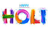 Happy Holi background