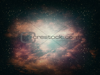 Abstractive Space Background
