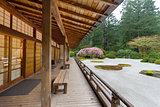Pavilion by Flat Garden