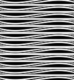 Background of black and white horizontal stripes