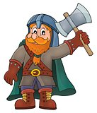 Dwarf warrior theme image 1