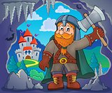 Dwarf warrior theme image 3