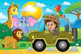 Safari theme image 1