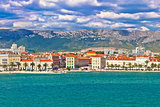 Split Prokrative square view from sea
