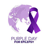 World epilepsy day.