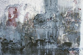 abstract wall close up