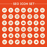 Big SEO icon set