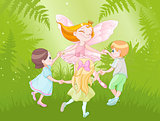 Fairy and Children