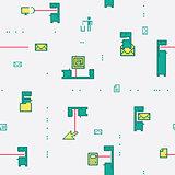 Pattern Computer Virus