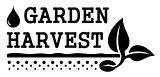 garden harvest symbol