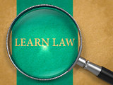 Learn Law Concept through Magnifier.