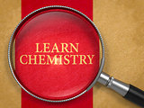 Learn Chemistry Concept through Magnifier.
