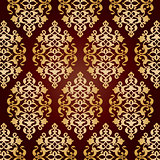 Antique ottoman turkish pattern vector design fourty nine