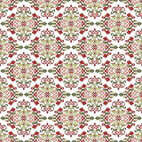 Antique ottoman turkish pattern vector design fourty seven