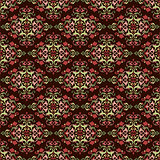 Antique ottoman turkish pattern vector design fourty six