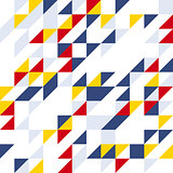 Diagonal Shtandart Background