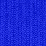 Blue Texture Fabric Backgroud