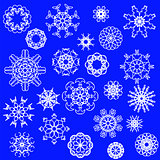 Snow Flakes Icons